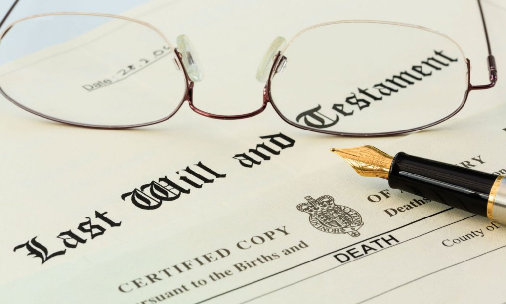 Rachel Clarke Legal Estate Planning Last Will and Testament